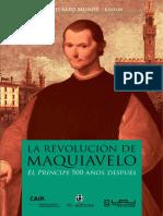 Maquiavelo y La Religión