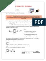 Distribucion Binomial Ficha