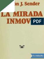 La mirada inmovil - Ramon J Sender.pdf