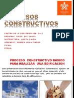 Infografía Proceso Constructivo