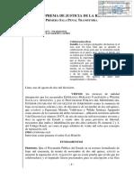 Jurisprudencia - Rn 326-2016