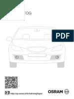 Led Fog and Daytime Running Light Kit Ledfog101 Installation Manual