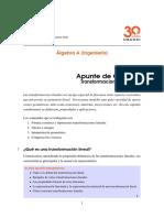 Apunte VI Transformaciones ineales.pdf