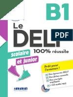 DELF B1 - Scolaire et junior - Extrait.pdf