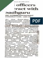 Deccan Chronicle 28 Jan 2019