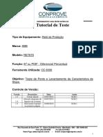 Tutorial Teste Rele ABB RET 670 Diferencial Automatico CE6006