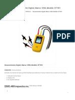 Secuencimetro Digital, Marca_ CEM, Modelo_ DT-901 - Open Sky Colombia _ Tienda en Línea de Equipos de Control de Calidad