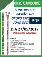 Concurso de Bastão
