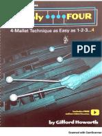4 mallet marimba method.pdf
