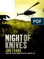 Jon Evans - Night of Knives.epub