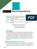 Biology - Human reproduction