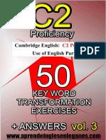 c2 Prof- 50 Kwt Exercises Vol 3