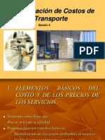 COSTOS-TRANSPORTE