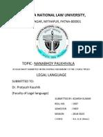 Nani Palkhiwaala