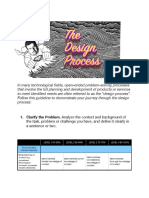 the design process february 2019
