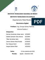 Informe Elect. Digital