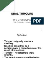 Oral Tumours