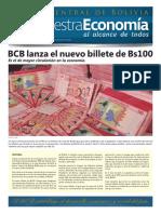 Boletin BCB Nuestra Economia Al Alcance de Todos
