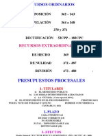 (2) RECURSOS PENALES