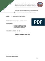 Caracterización de La Masa Rocosa Para Minas Subterráneas de Roca Dura