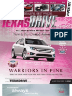 Texas Drive Magazine Oct 18-31 2010