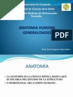 Generalidades Clase 1a