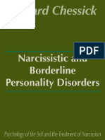 Narcissistic and Borderline Personality Disorders