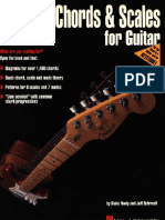 Sheet Music - Chords & Scales For Guitar.pdf