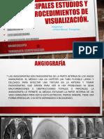 Copia de Principales Estudios y procedimientos de visualización
