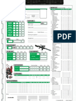 D20 Future Character Sheet 1.0