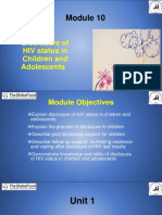 Module 10  Disclosure of HIV status in children and adolescents FINAL  23-1-17.pdf