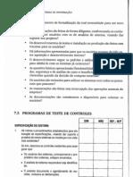 Tabela CAP. 7
