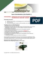 Saeco_Getriebefehler