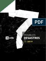 7 Desastres en 2019 Latinoamerica