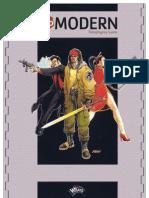 D20 Modern - GM Screen 1.1