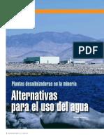 Alternativas Para El Uso Del Agua, Saavedra Alfredo, 2015
