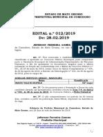 Edital-n-0122019