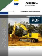Komatsu 36t Excavator.PDF
