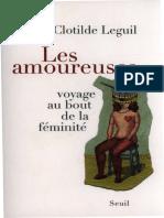 Clotilde Leguil - Les amoureuses.PDF