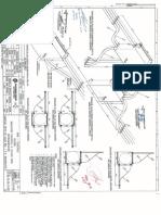 tipico de montaje -caja de registro de fibra optica