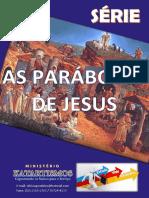 Lição 01 - Jesus Ensinou Por Parábolas Aluno