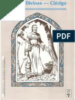 First Quest AD&D - Magias Divinas