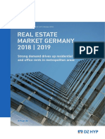 DZ HYP Real Estate Market Germany 2018 Final