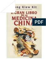 Kiew Kit Wong - Libro de La Medicina China