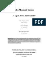 Jonh M. Keynes