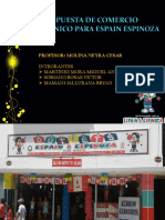 Presentacion Comercio Electronico - Espain