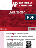 Clase 5 Leishmania
