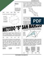 Examenes 2019-Pre San Marcos