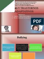 bullying y trastornos desadaptativos