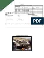 Tabla de Evaluación de Pasivos Ambientales
